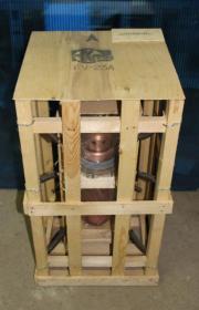 Генераторная лампа ГУ23А в упаковке