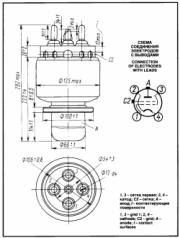 Схема лампы ГУ-39А1