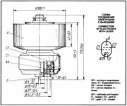 Схема лампы ГУ-43Б