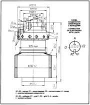 Схема лампы ГУ-61Б