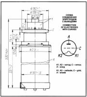 Схема лампы ГУ-68А